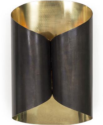 Rivoli Brass Parisian Wall Light
