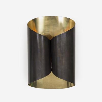 Rivoli Brass Parisian Wall Light image 2