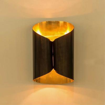 Rivoli Brass Parisian Wall Light image 3