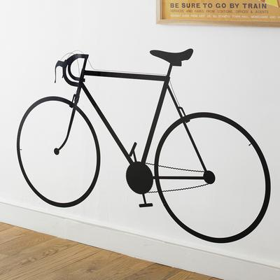 Racing Bike Wall Sticker image 2