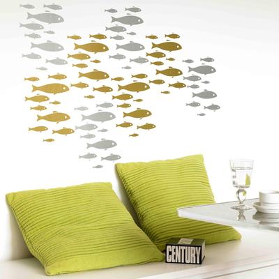 Shoal Wall Sticker