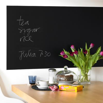 Rectangular Blackboard Wall Sticker