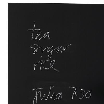 Rectangular Blackboard Wall Sticker image 2