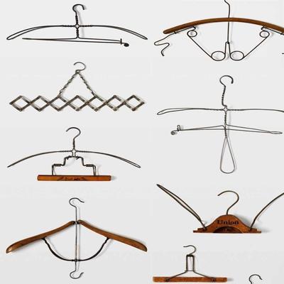Obsession Hangers Wallpaper Roll by Daniel Rozensztroch image 2