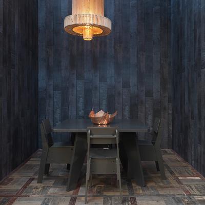Burnt Wood Wallpaper by Piet Hein Eek image 3