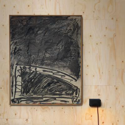 Plywood Wallpaper by Piet Hein Eek