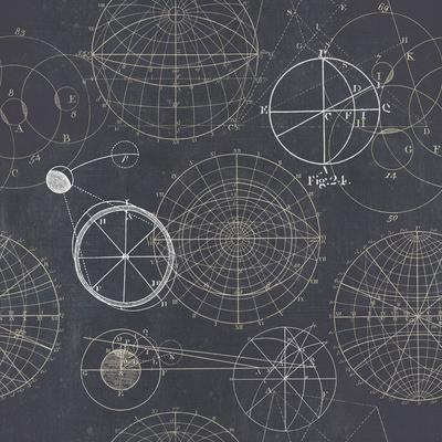 Astronomy Blue Wallpaper image 2