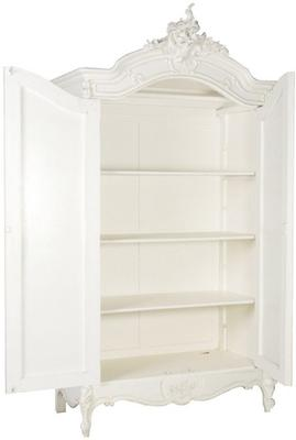 Double Fronted Armoire image 5