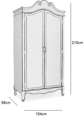 Seletti Contemporary Armoire - Polka Dot, Stripes or Cartoon image 2