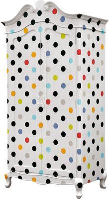 Contemporary Armoire - Polka Dot, Stripes or Cartoon image 4