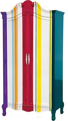 Contemporary Armoire - Polka Dot, Stripes or Cartoon image 6