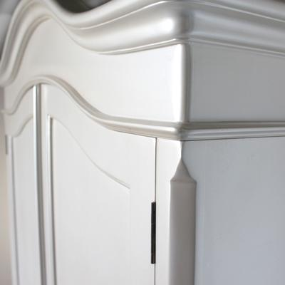 Curvy French Armoire image 3