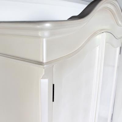 Curvy French Armoire image 4