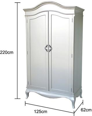 Curvy French Armoire image 5