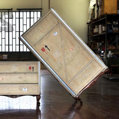 Seletti Packing Crate Wardrobe