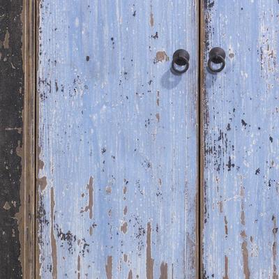 Wardrobe in Blue & Black image 5