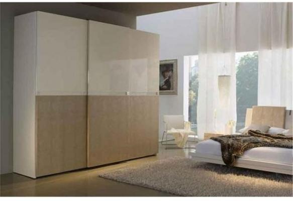 Diamond 3 door sliding wardrobe