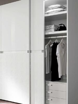 Diamond 3 door sliding wardrobe image 4