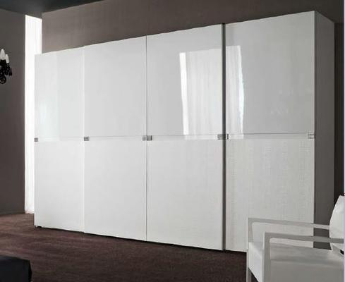 Diamond 4 door sliding wardrobe
