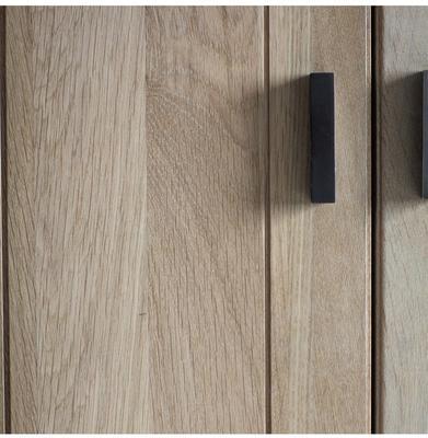 Kielder Simple Wooden Wardrobe image 3