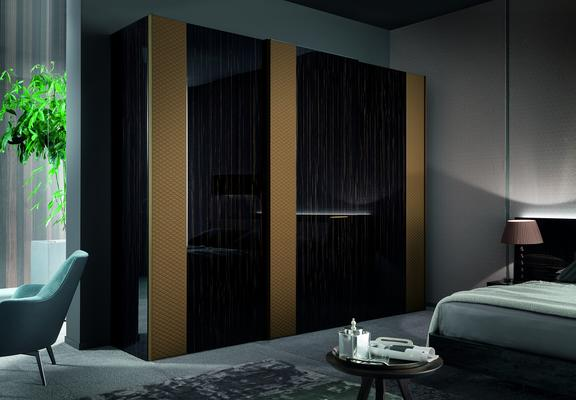 Nightfly 3 door wardrobe