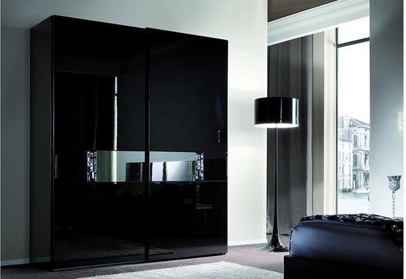 Murano 2 sliding door wardrobe