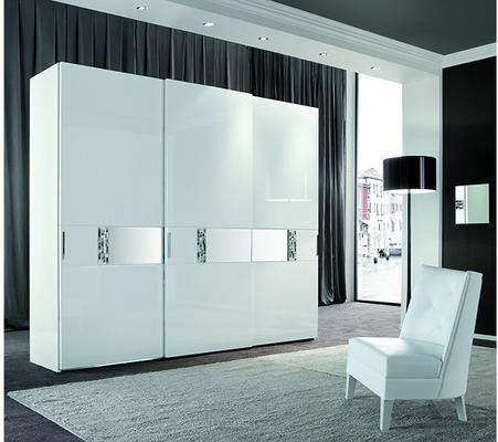 Murano 3 sliding door wardrobe