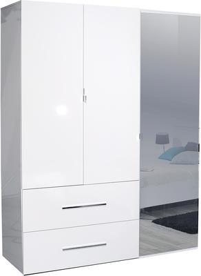 First 3 door 2 drawer wardrobe
