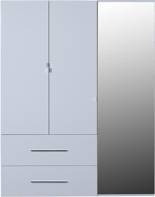 First 3 door 2 drawer wardrobe image 3