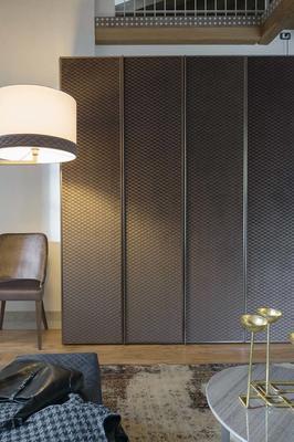Elysee 5 door (fabric) wardrobe image 2