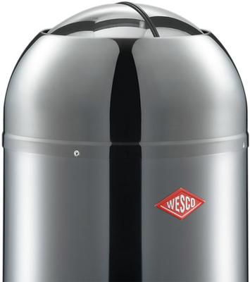 Wesco Kickmaster Bath Bin - Stainless Steel image 2