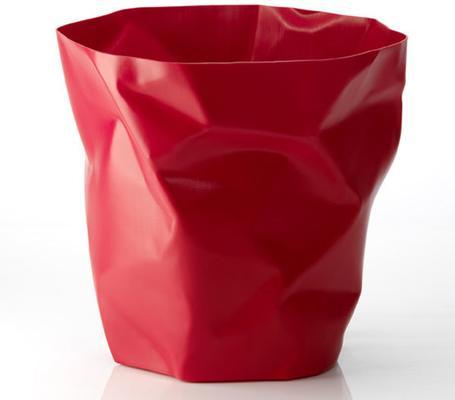Essey Red Bin Bin Paper Bin [D]