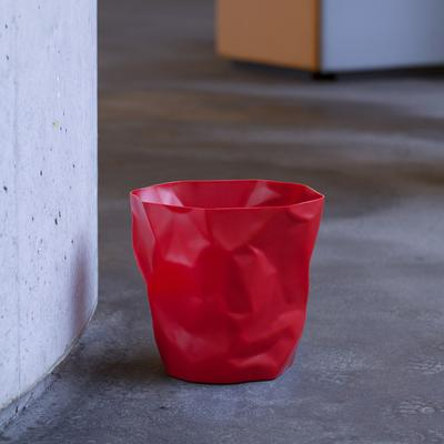 Essey Red Bin Bin Paper Bin image 2