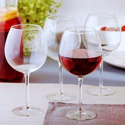 Set Of 4 Xxl Red Wine Glasses 720ml image 2
