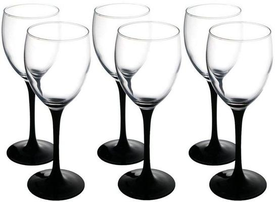 6 x Red Wine Glasses 330ml image 2