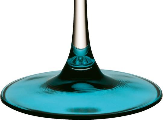 LSA Coro Wine Glasses - Lagoon image 2