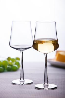 4 x White Wine Glasses Novum