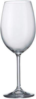 Bohemia Crystal Gastro Red Wine Glasses 450ml - Set Of 2
