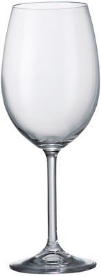 Bohemia Crystal Gastro Red Wine Glasses 450ml - Set Of 2