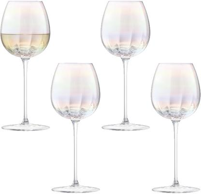 LSA Pearl Wine Glasses - Set of 4