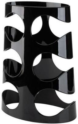 Umbra Grapevine Wine Rack 6 Bottles - Black image 2