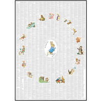 Spineless Classics - Peter Rabbit and Friends - 50x70cm