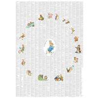 The Complete Peter Rabbit and Friends Illustrated Wall Art