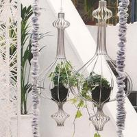 Morocco Contemporary Hanging Baskets from Garden Beet
