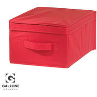 Small Galzone Red Storage Box