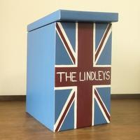 Handmade Union Jack Keepsake Box