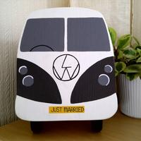 Handmade Campervan Keepsake Box