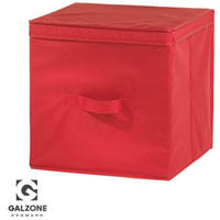 Galzone Red Storage Box - Large