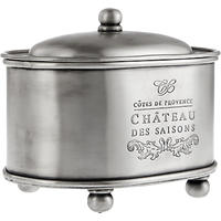 Culinary Concepts Côtes de Provence Oval Storage Box