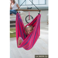 LA SIESTA LORI - Lilly - Organic Hammock Chair for Children by Wholesale Hammocks